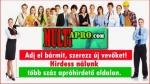 Adj el bármit, szerezz új vevőket! Hirdess nálunk is több száz apróhirdető oldalon - multiapro.com